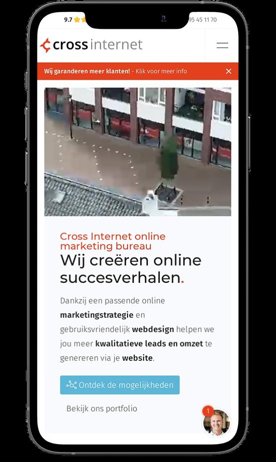 Cross Internet webdesign